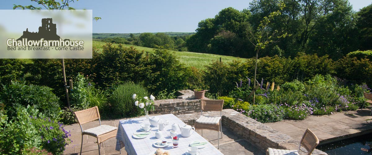 Challow Farmhouse Bed And Breakfast Corfe Castle Wareham